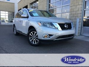 2013 Nissan Pathfinder SL 3.5L V6, LEATHER, AWD, SUN ROOF, BA...