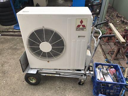 mitsubishi split air conditioner in Newcastle Region, NSW | Gumtree