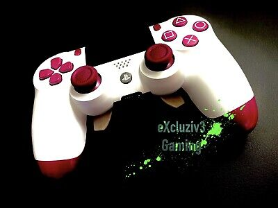 Ps4 eXcluziv3 Gaming Controller Scuf Berry white!