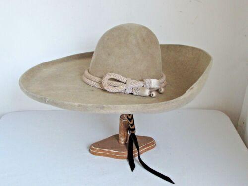 "Vintage Mexican ""Avelar Hats "" Charro Sombrero"