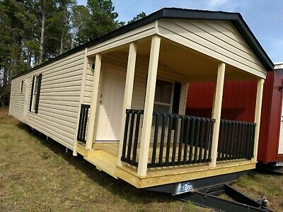 New 2021 466 Sq. Ft. 1br1ba Mobile Home Park Model-factory Direct-florida