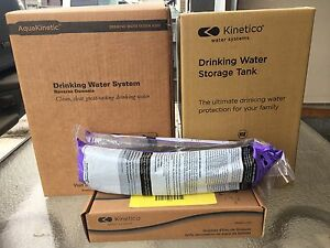 Kinetico Water System A200