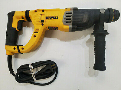 Dewalt D25263 8.5 Amp 1-18 In. Corded Sds-plus D-handle Rotary Hammer Drill
