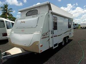 2007 JAYCO DESTINY FAMILY VAN Mourilyan Cassowary Coast Preview