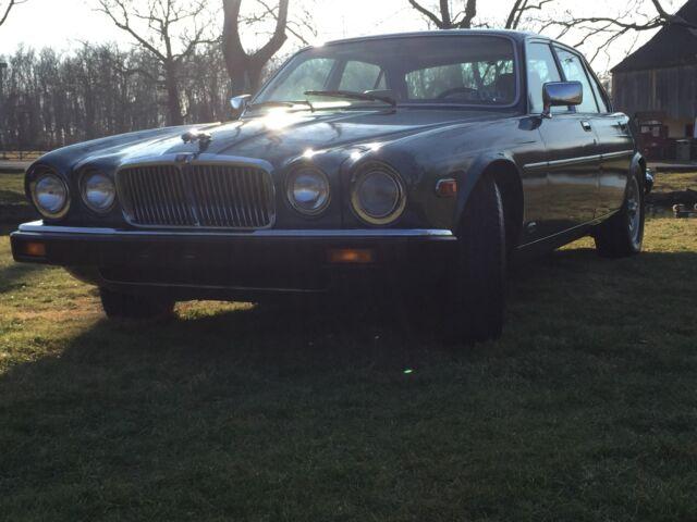 Imagen 1 de Jaguar XJ  blue