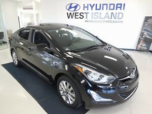 2016 Hyundai Elantra Sport MAGS/TOIT/CAM RECUL 60$/semaine