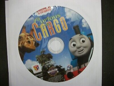 THOMAS Curious Cargo disc only ShFree NO TRACKING