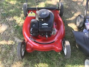 MTD lawnmower 3.5 hp.   All tuned up.
