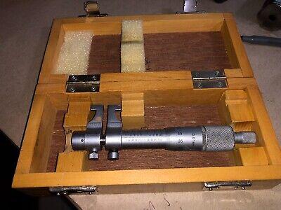 Mitutoyo Caliper Inside Micrometer 25-50mm