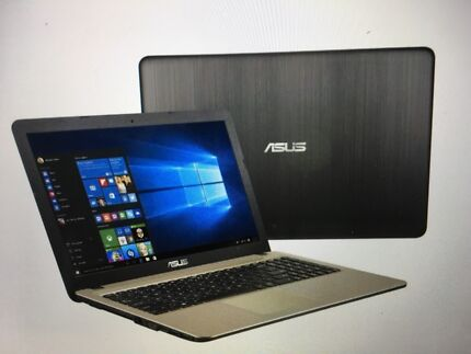 Asus Notebook (Near New) Inala Brisbane South West Preview