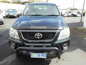 2008 Toyota TRD Ute Devonport Devonport Area Preview