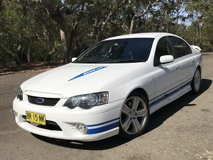FORD FALCON BF MK2 XR8 5.4 BOSS V8 SEDAN 6Spd ZF AUTO