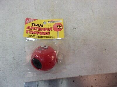 RICO Team antenna toppers Dale Earnhardt Jr #8  Nascar Red Antenna Ball -
