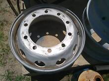 10 STUD EURO STEEL TRUCK RIMS Lissner Charters Towers Area Preview