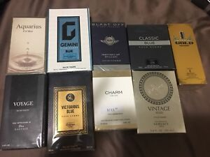 Men's perfumes- A classic collection to choose from