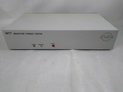 Dia-stron Miniature Tensile Tester Control Unit A7