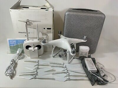 DJI Phantom 4 Pro Drone with 4K Camera WM331A GL300F