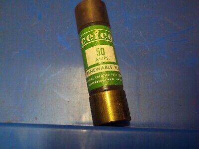 Cefco  B91-04  50 Amp  Fuse