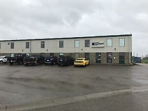 6600 Sq Ft Shop For Lease - Lloydminster, AB