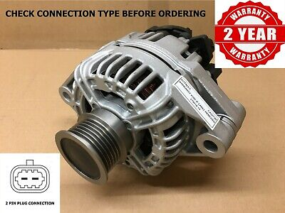 SAAB 9-3 1.9 TiD TTiD 2007-2010 NEW REMANUFACTURED BOSCH 140A ALTERNATOR A3045R
