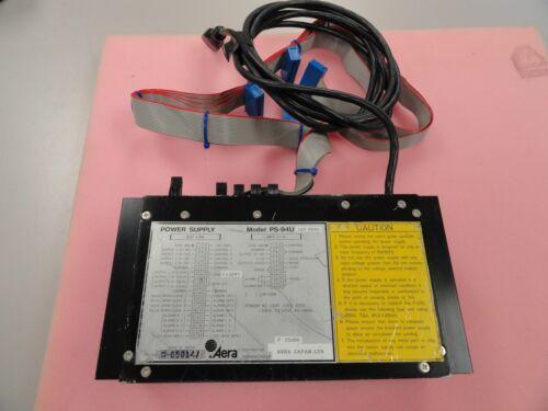 Aera Mass Flow Controller PS-94U Power Supply