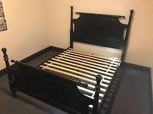 Black Queen Bed Frame Mosman Mosman Area Preview