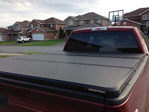 Solid Fold Tonneau Cover by Extang