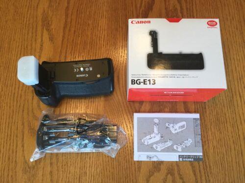 Canon EOS BG-E13 Battery Grip
