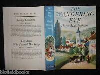 Original Leslie Wood Dustjacket (only) For The Wandering Eye By Hugh Massingham -  - ebay.co.uk