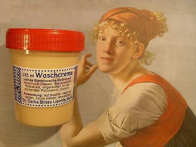 Antimikrobielle Waschen (Bienenwachs-Policosanol-Waschlotion 4€/100g sanfte antimikrobielle Hautreinigung)