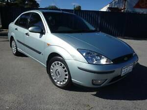 "2003 FORD FOCUS CL SEDAN ""GREAT FIRST CAR"" ""TOP CONDITION"" East Rockingham Rockingham Area Preview"