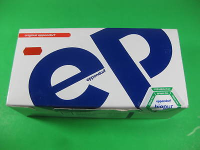 Eppendorf Tips 50-1000l 100pack Exp 102017 -- 022491156 -- 1 Pack New