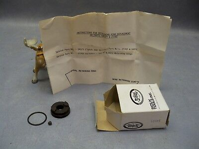 Clutch Jaw Sioux 54071 replacement part for adjustable clutch