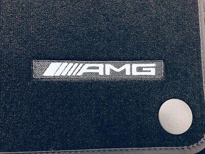 Original Mercedes-Benz AMG Fußmatten ML/GLE V167 C167 ab Bj.2018