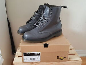 Doc Marten's Classic 1460 Leather    Boots ( Croco Style)