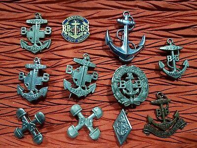 Vintage Boys Brigade Badges