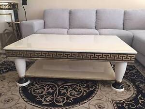 Luxury Versace Coffee Table Bondi Beach Eastern Suburbs Preview