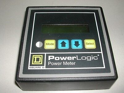 Square D Power Logic 3020 Model Pmd-32 Used O10-8