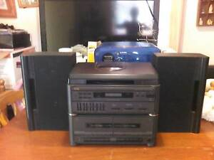PYE STEREO / RECORD PLAYER/ RADIO/ DUEL CASSETTS Taree Greater Taree Area Preview