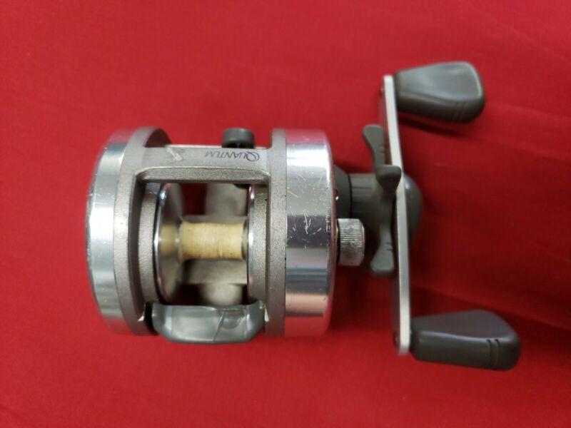 1-Quantum Iron IR120C Multi-Purpose Bait Casting Fishing Reel Collectible Japan