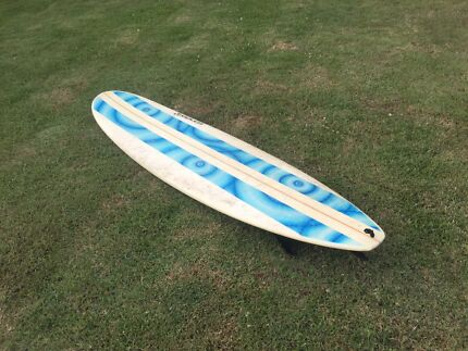 7'0 mini mal surfboard - beginner  Shailer Park Logan Area Preview