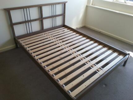 Queen size bed frame St Kilda Port Phillip Preview