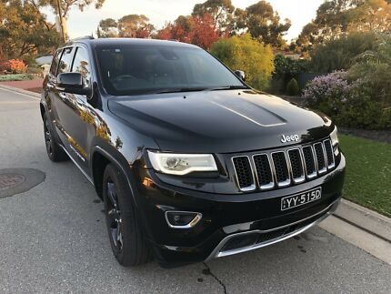 Jeep grand cherokee adelaide