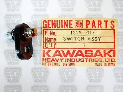 NOS Kawasaki Front Brake Cable 1974-1975 S1 1972 S2 54005-061