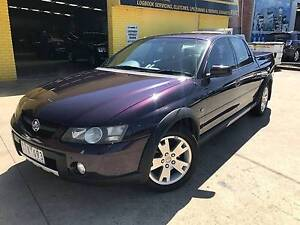 2004 VY Holden crewman Cross 8 Reg 5/3/18 & Rwc Bayswater Knox Area Preview