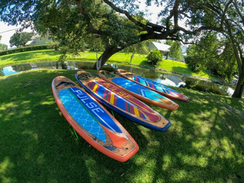 Pulse Paddleboards Traditional Epoxy Sale