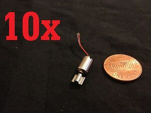 10x-Vibration-6mmx10mm-Cell-Phone-Vibrating-Micro-Motor-Robot-b20