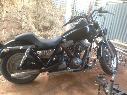 Harley Davidson FXR 1993