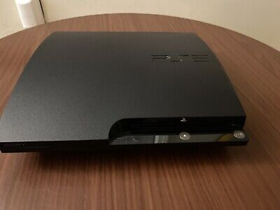 SONY PLAYSTATION 3 PS3 250GB SLIM game console system CECH-2001B (CONSOLE ONLY)