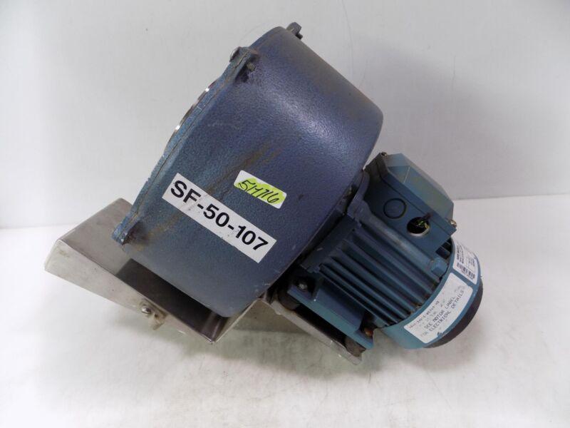 ABB 3 PHASE 2850RPM ELECTRIC MOTOR M2AA071B2014866 CI.FIP55IEC34-1